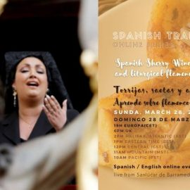 Easter Flamenco Traditions – with Caridad Vega