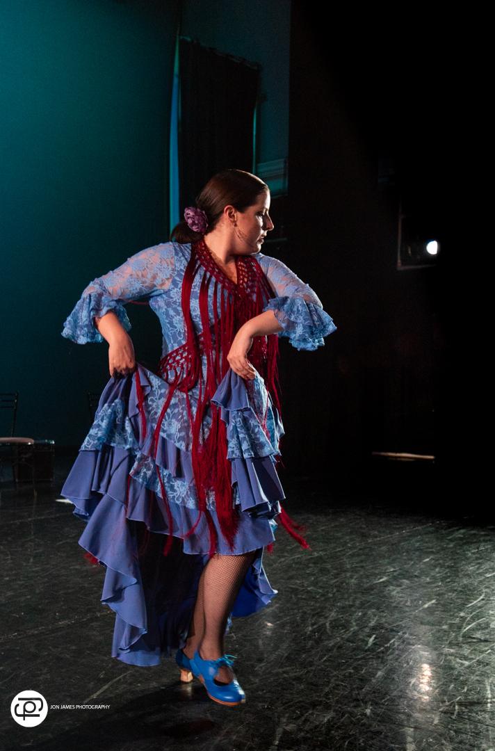 Our Dancers – Rachel James