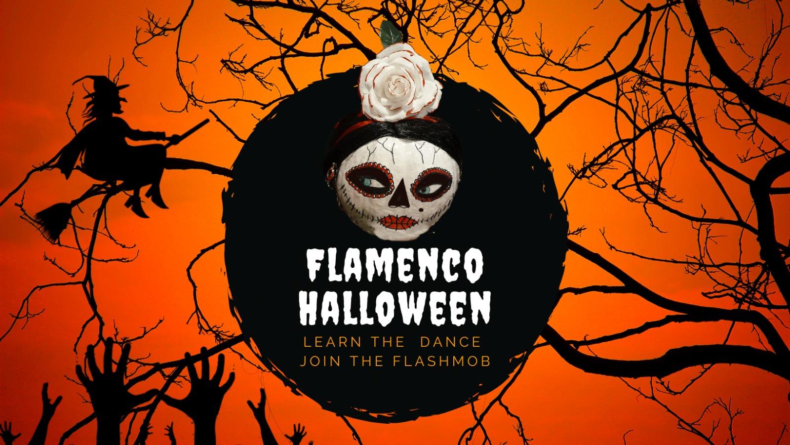 Flamenco Halloween